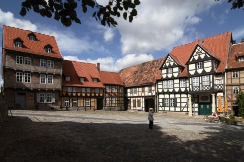 Quedlinburg, St Servatius, Unescos liste over Verdensarven, Tyskland