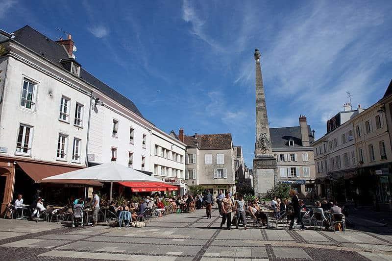 Chartres frankrike reiseguider p nett - Office de tourisme de chartres ...