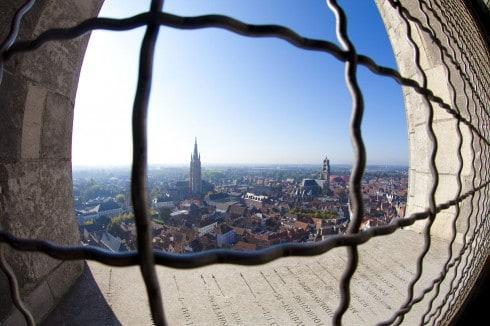 Brugge, kanaler, Markt, historisk, Unescos liste over Verdensarven, øl, bryggerier, gourmet, gamleby, gotikken, renessansen, barokken, Flandern, Belgia