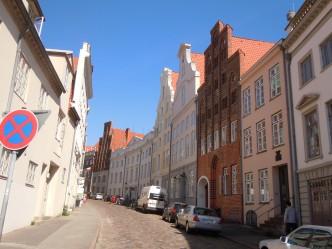Grosse Petersgrube, Lübeck, Altstadt, Unescos liste over Verdensarven, Nord-Tyskland