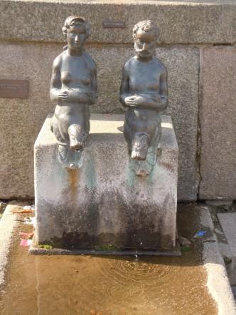 Wismar, Wasserkunste, Nix og Nixe, Altstadt, Unesco, Nord-Tyskland