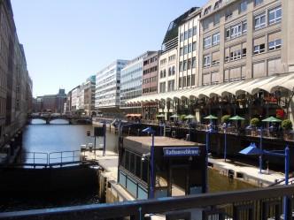 Hamburgs kanaler, Binnenalster