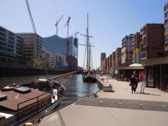 Hafen City, Elbphilharmonie, Hamburg