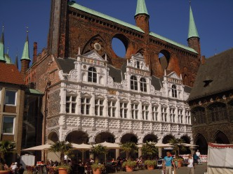 Rådhuset, hollandsk renessanse, Lübeck, Unescos liste over Verdensarven