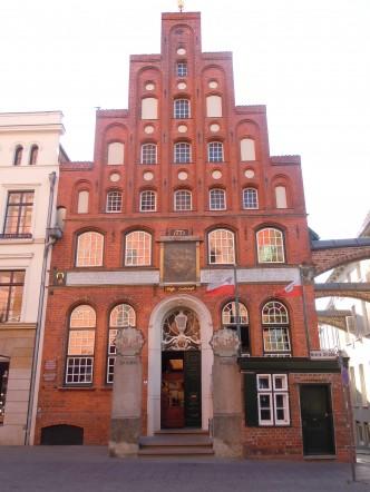 Schiffergesellschaft, Lübeck, Unesco
