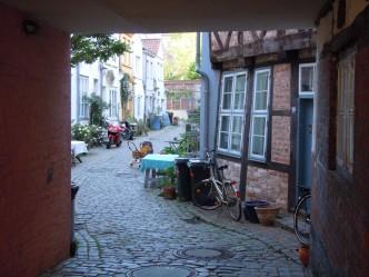 Fischergrube, Lübeck, Unesco