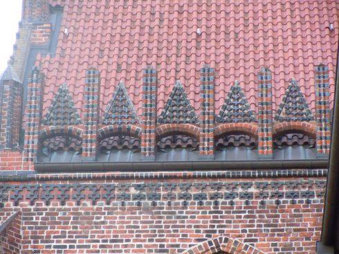 St. Nikolai, Wismar, Østersjøen, middelalder, Backsteinsgotik, Ostsee, Unesco Verdensarv, Gamlebyen, Altstadt, Hansestadt Wismar, Mecklenburg Vorpommern, Nord-Tyskland