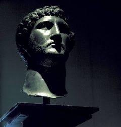 Keiser Hadrian, Londinium, romertid, London, British Museum, romerne, middelalder, historisk, Unescos liste over Verdensarven, Tower, England Storbritannia