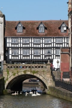 Lincoln, Lincoln Cathedral, Minster, England, Brayford Pool, romertid, middelalder, Castle Hill, Magna Carta, Steep Hill, Bailgate, early british gothic
