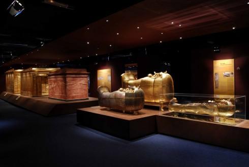 Uerstattelige arkeologiske skatter kan oppleves på denne unike utstillingen.