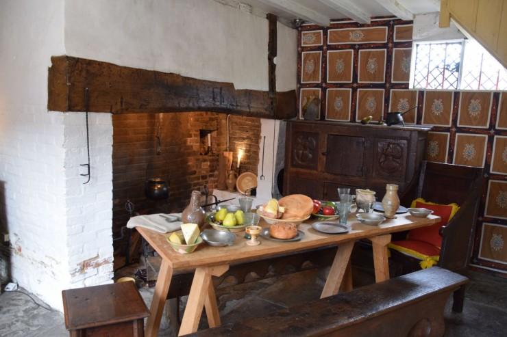 Her har vesle William spist frokost mange ganger. Foto: © ReisDit.no