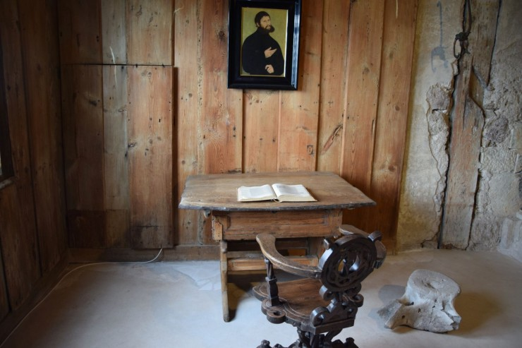 Her oversatte Martin Luther dett nye testamentet i 1521-22. Foto: © ReisDit.no