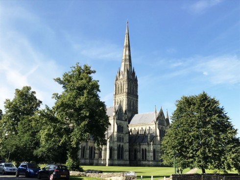 Salisbury, Wiltshire, England, Cathedral, middelalder, english gothic, Old Sarum, St Thomas, Salisbury Plain, Stonehenge, Richard Poore, Butcher Row, Poultry Cross