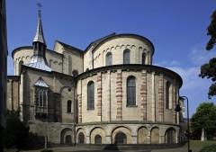 Kirken St Maria im Kaptiol, Altstadt, Köln, Nordrhein-Westfalen, Vest-Tyskland, Tyskland