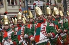 Karneval, Altstadt, Köln, Nordrhein-Westfalen, Vest-Tyskland, Tyskland