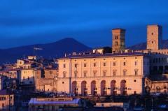 Forum, duomo, Terracina, Lazio, Midt-Italia, Italia