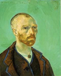 Vincent van Gogh, selvportrett, Unesco, Verdensarv, Arles, Provence, Sør-Frankrike, Frankrike