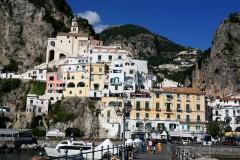 Amalfi, Amalfikysten, Sør-Italia-Italia