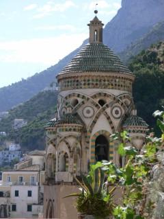 Amalfi, Amalfikysten, Sør-Italia, Italia