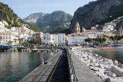 Amalfi Sør-Italia Italia