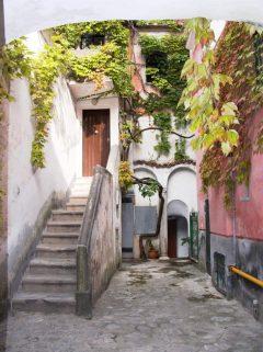 Ravello, Amalfikysten, Campania, Sør-Italia, Italia