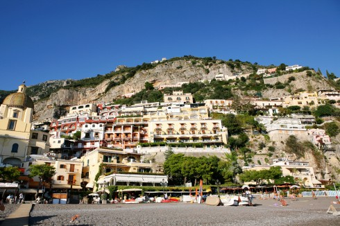 Positano Campania Sør-Italia