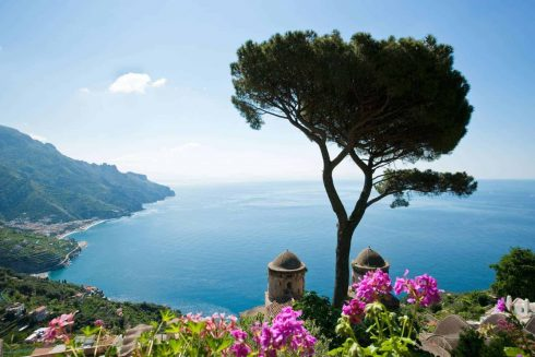 Amalfi Sør-Italia - Italia