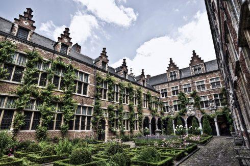 Plantijn-Moretus Museum, Antwerpen, Flandern, Belgia