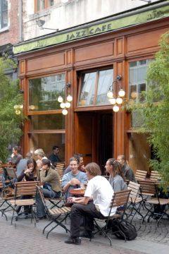 jazz-café - De Muze, Jazz, Antwerpen, Flandern, Belgia