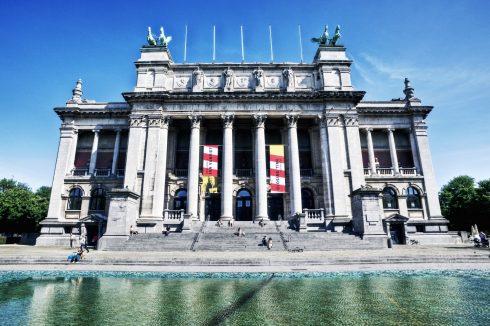 Royal Museum of Fine Arts, Antwerpen, Flandern, Belgia