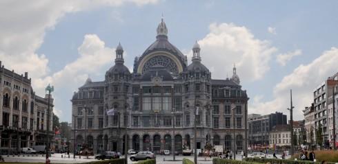 Antwerpen, Flandern, Belgia