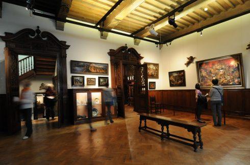 Museum Mayer van den Bergh, Antwerpen, Flandern, Belgia