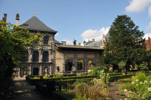 Peter Paul Rubens, Rubenshuise, Antwerpen, Flandern, Belgia