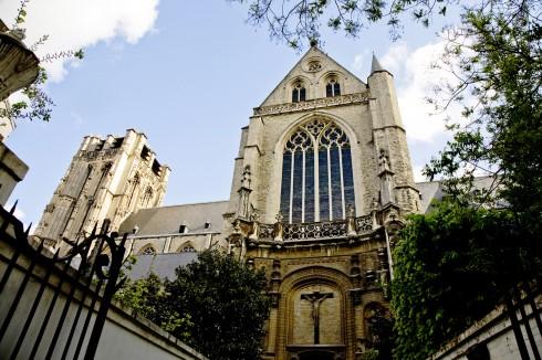 Sint Jacobs Kerk, Antwerpen, Flandern, Belgia