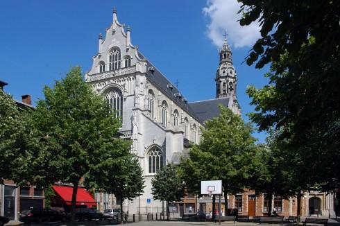 Sint Paulus Kerk, Antwerpen, Flandern, Belgia
