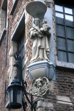 Madonna, Antwerpen, Flandern, Belgia