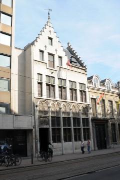 Mayer van den Bergh, Antwerpen, Flandern, Belgia