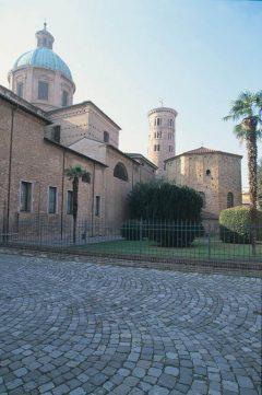Capella di Sant'Andrea/Capella Arcivescovile, Unesco, Ravenna, Emilia-Romagna, Nord-Italia, Italia