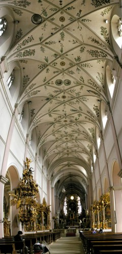 St Michael, Michaelskloster, Bamberg, Sør-Tyskland, Tyskland