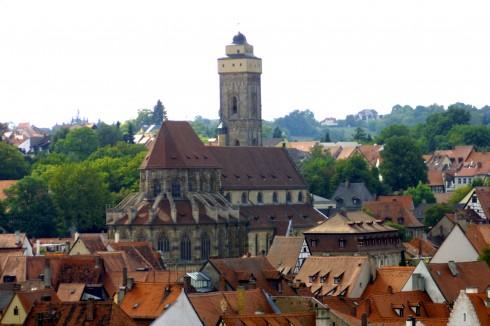 Obere Pfarre, Bamberg, Sør-Tyskland, Tyskland