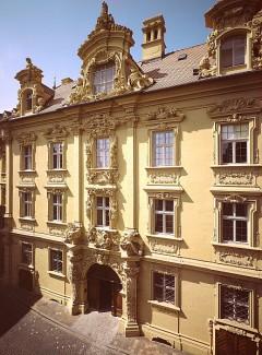Böttingerhaus, Altstadt, Bamberg, Sør-Tyskland, Tyskland