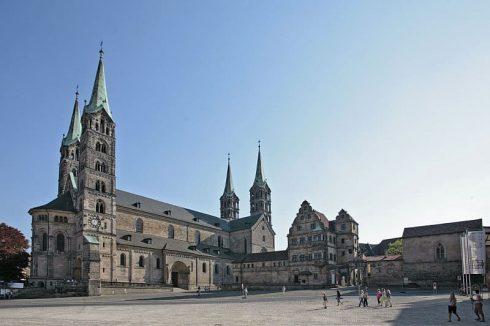Kaiserdom, Bamberg, Sør-Tyskland, Tyskland