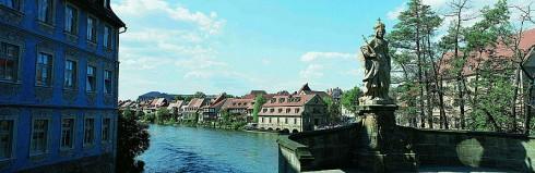 Klein Venedig, Bamberg, Sø-Tyskland, Tyskland
