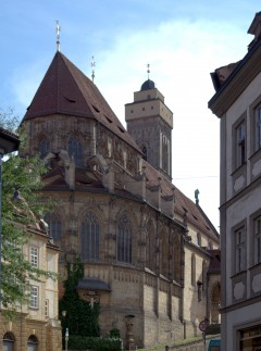 Altstadt, Bamberg, Sør-Tyskland, Tyskland