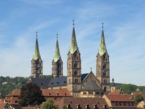 Kaiserdom, Bamberg, Sør-Tyskland