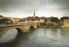 Untertorbrücke, Altstadt, Bern, Nord-Sveits, Sveits