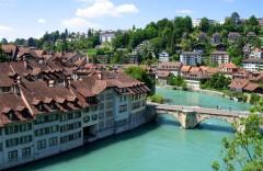 Ländetor, Altstadt, Bern, Nord-Sveits, Sveits