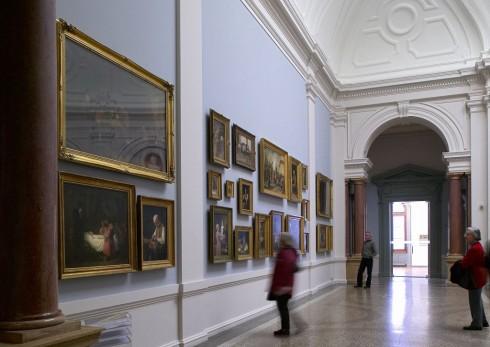 Kunstmuseum Bern, Bern, Nord-Sveits, Sveits
