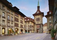 Zytglogge, Altstadt, Bern, Nord-Sveits, Sveits