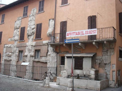 Basilica Romana, Brescia, Lombardia, Nord-Italia, Italia
